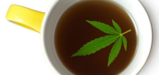 чай из марихуаны